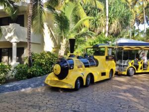Melia Caribe Tropical Dominican Republic train
