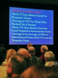 The New York Times Travel Show Frommer's