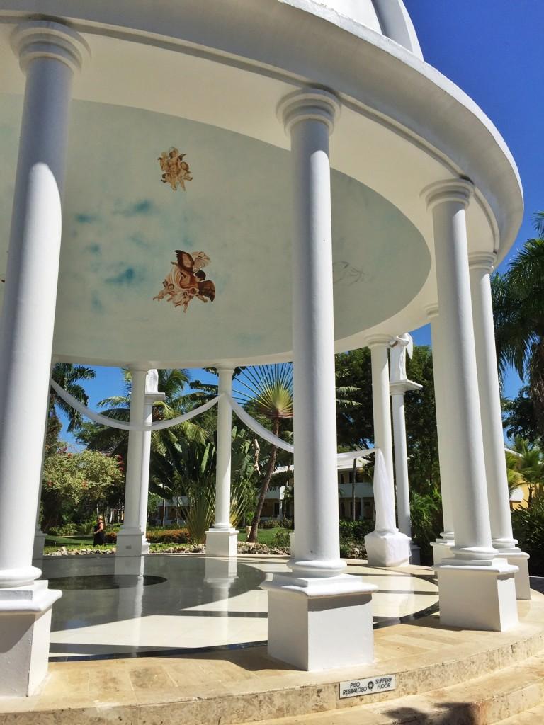 garden gazebo Melia Caribe Tropical