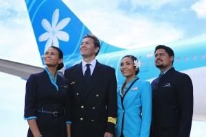 Air Tahiti Nui family