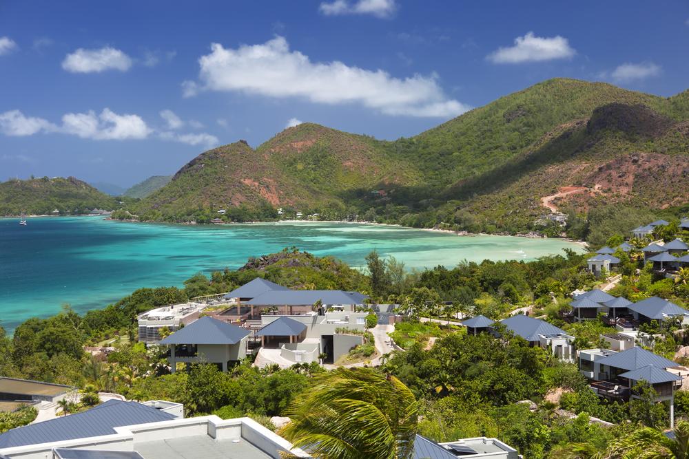 Praslin Island Maldives, Mauritius, and Seychelles