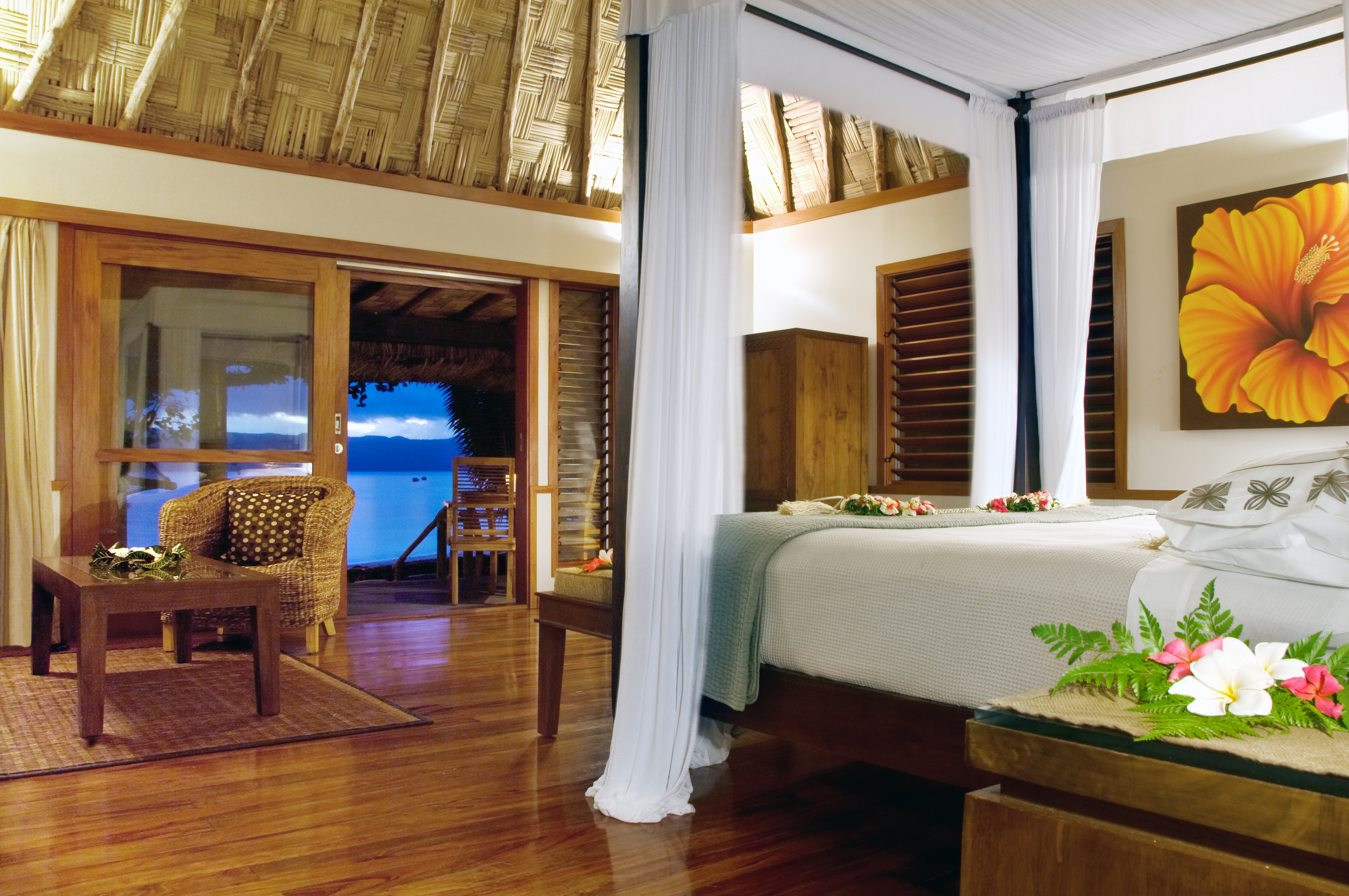 Top Ten Resorts In The South Pacific