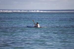 Rarotonga South Pacific