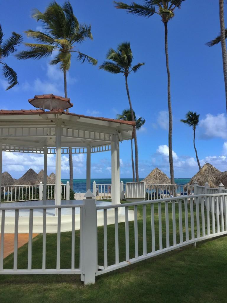 Melia Caribe Tropical Seaside Wedding Gazebo