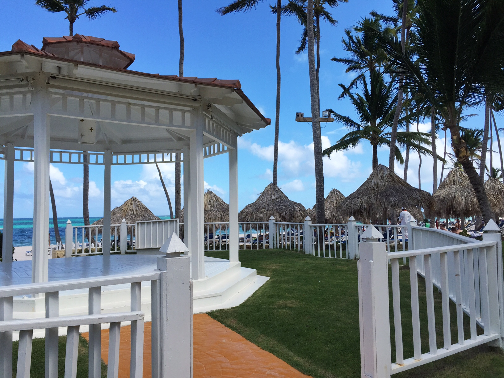 Melia Caribe Tropical Beach Gazebo