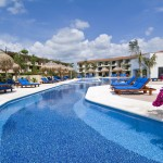 Oasis Tulum is a playground for both kids and adults with spas, clubs, and fun!