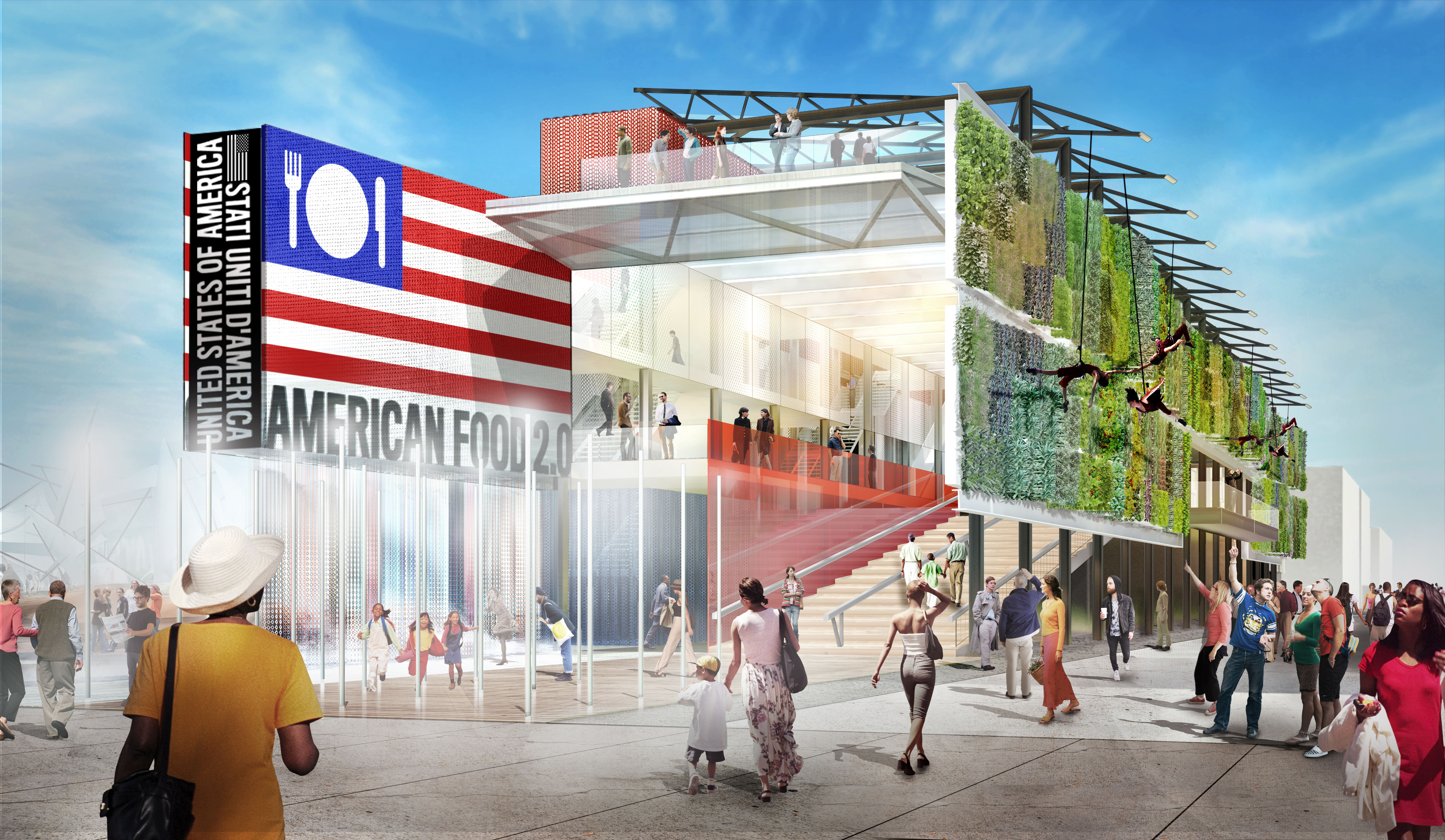 Food for Thought: Expo Milano 2015