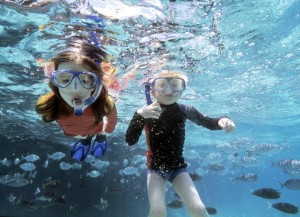 Fiesta Americana Cozumel Kids Snorkel