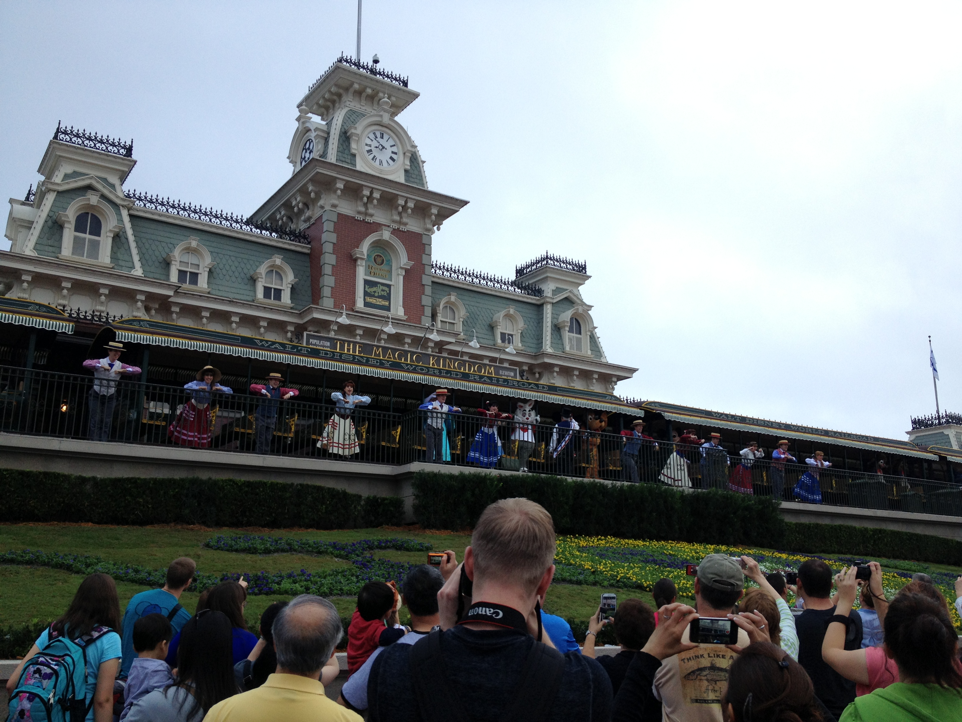 One Day In: Disney World – The Magic Kingdom