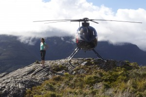 Ashley Colburn New Zealand Helicopter
