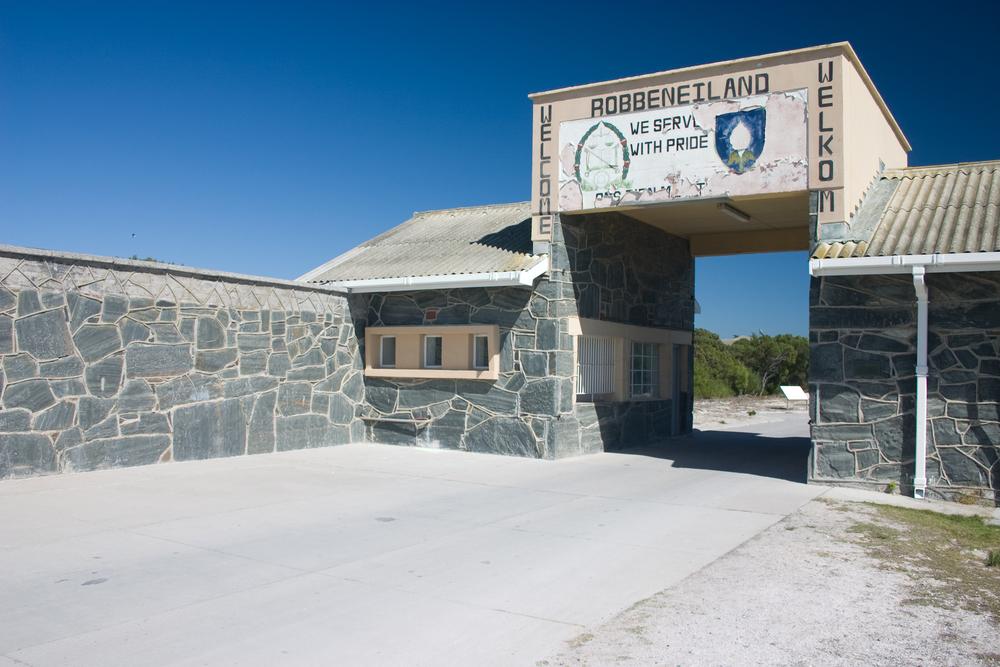 UNESCO Heritage Site Nelson Mandela Robben Island South Africa