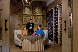 Secrets Puerto Los Cabos Wine Cellar Anniversary Dinner