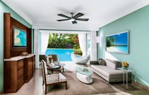 Sandals Barbados Room