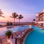 THE Royal Playa del Carmen pool
