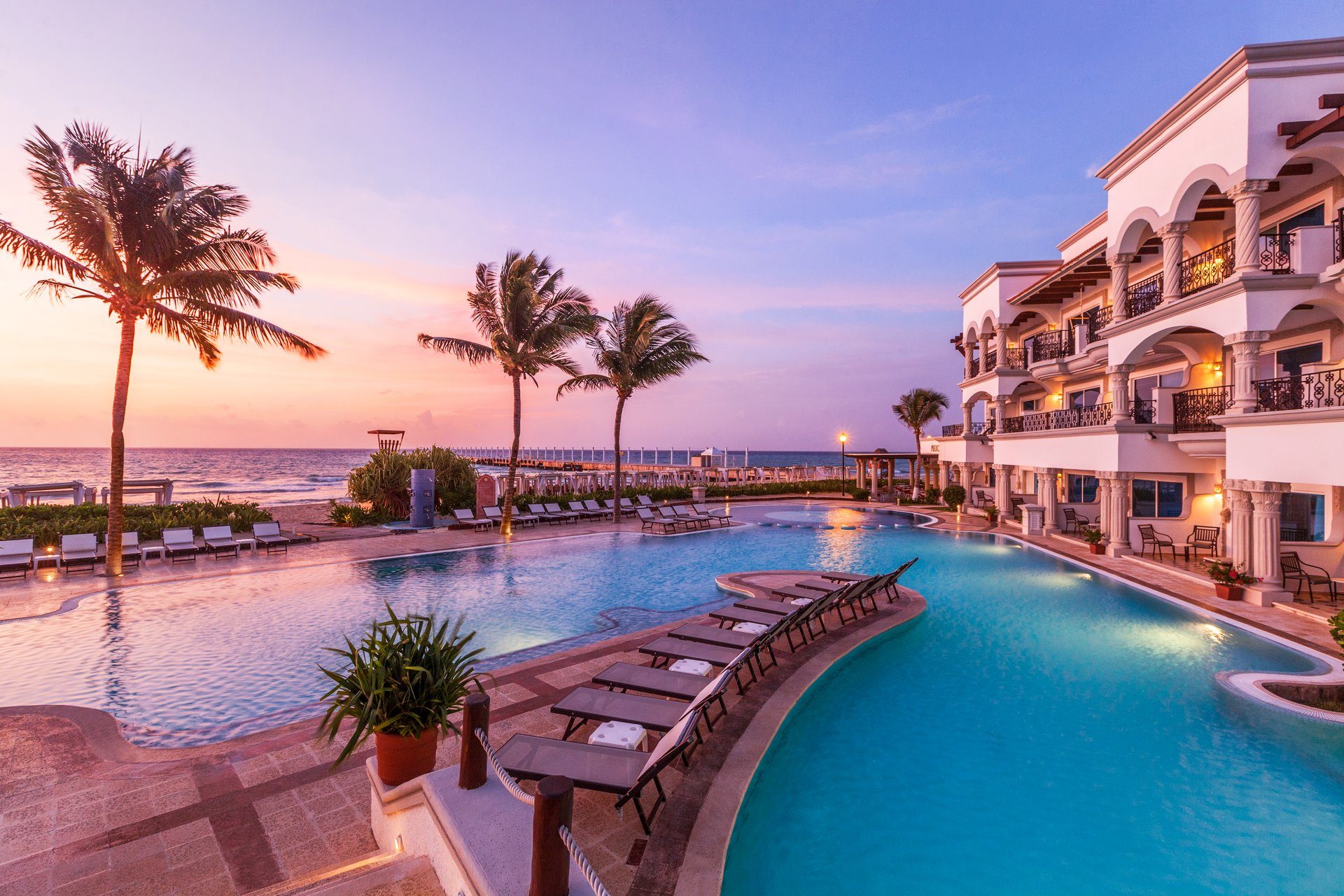 Escape to Hyatt and THE Royal in Jamaica and Mexico