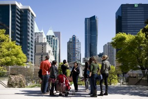 Vancouver Walking Tour