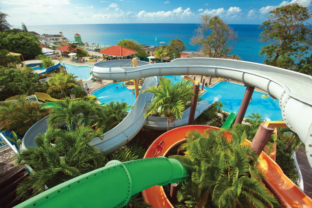 Explore what makes Beaches Resorts one of the best family getaways in the Caribbean at their  waterparks!
