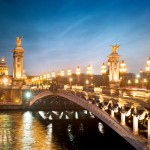 Pont Alexandre III Paris, France