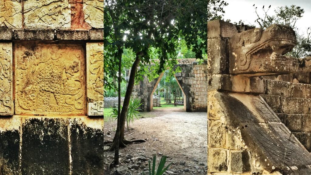 Chichén Itzá Details