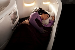 Premier Business Cabin Air New Zealand