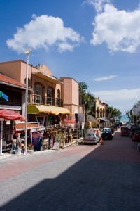 Fifth Avenue Playa del Carmen Mexico
