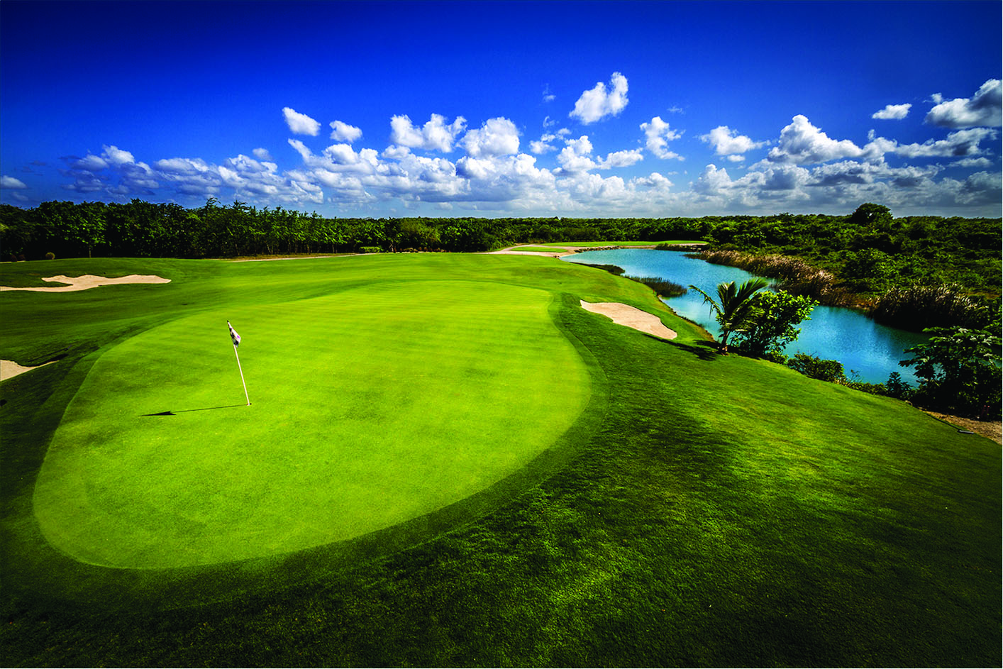 Legendary Golf at the Hard Rock Golf Club at Cana Bay