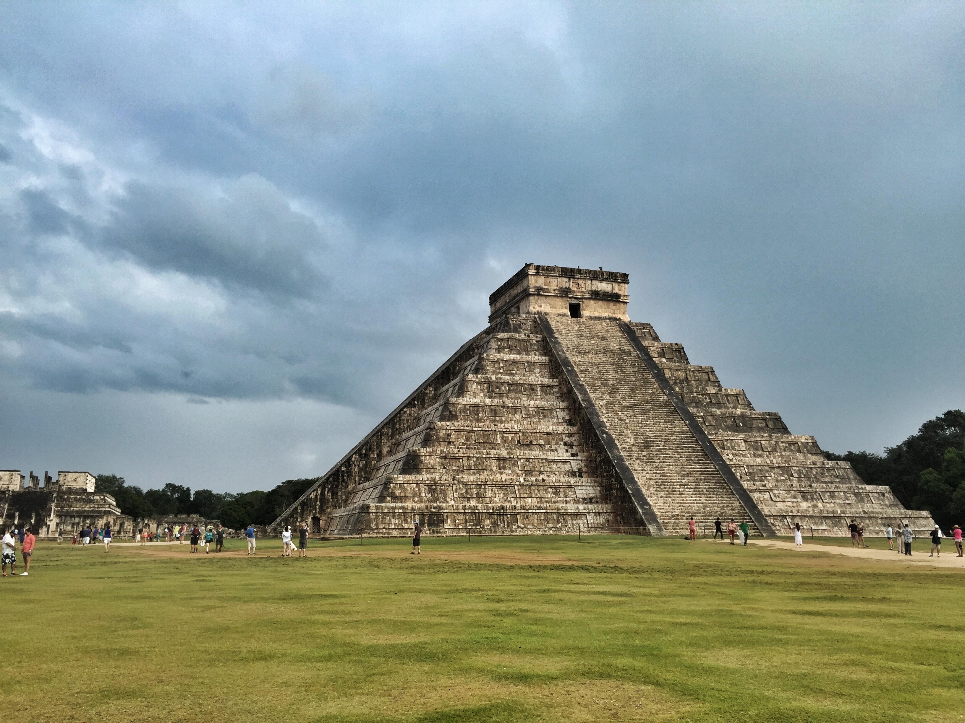 Conspiracy Sites: Chichén Itzá