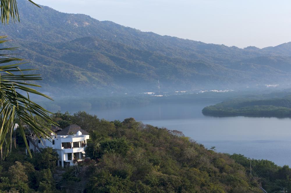 Manzanillo  Santiago Bay