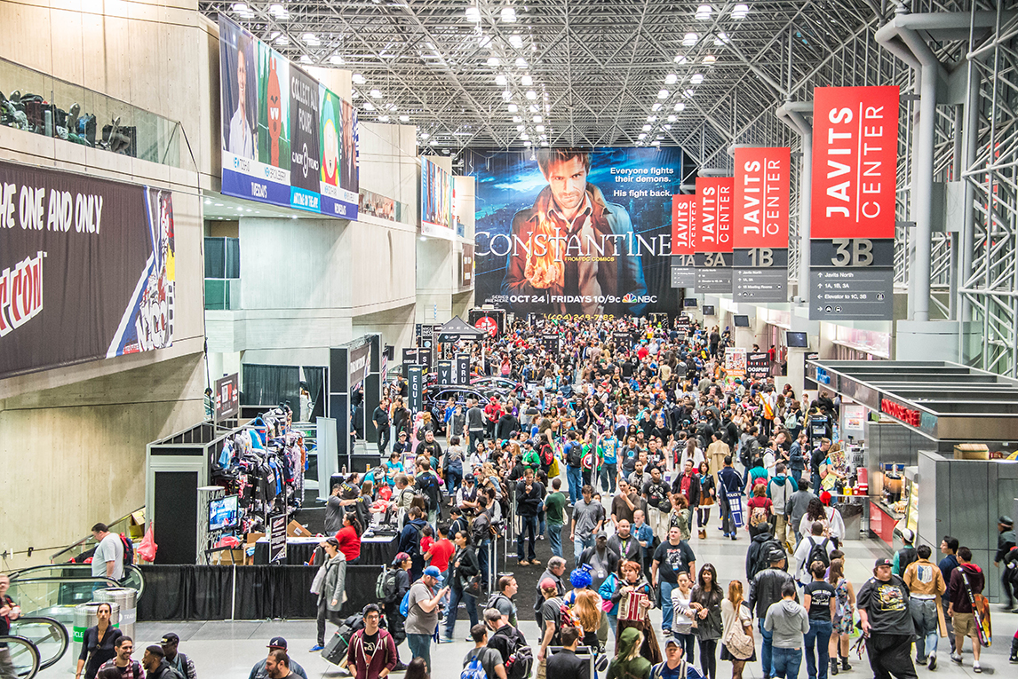 Geek Fests – The Best Comic Cons on the Planet