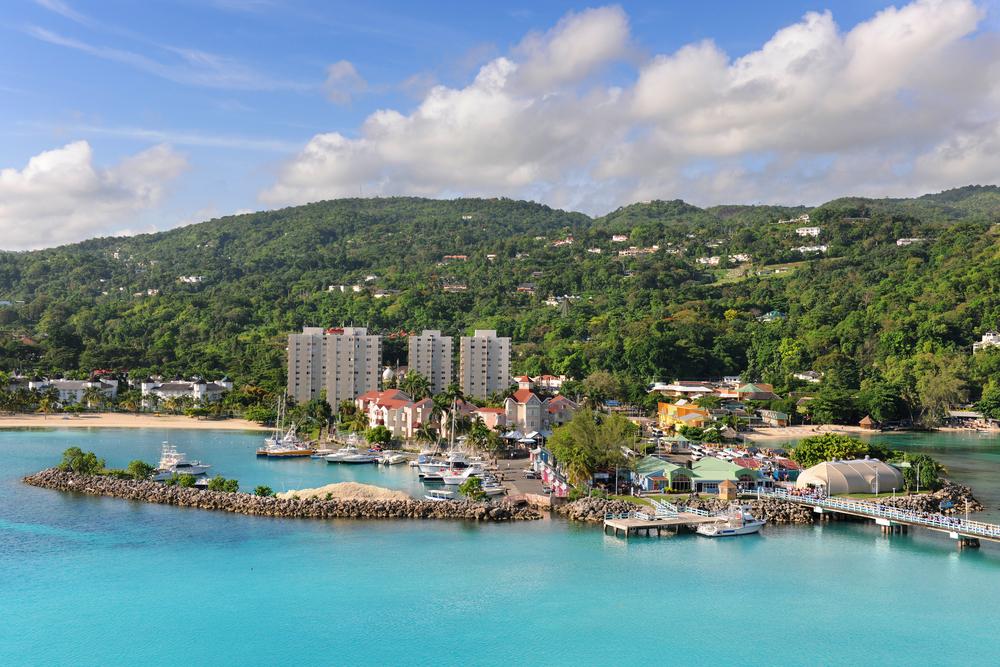 Ocho Rios Jamaica City