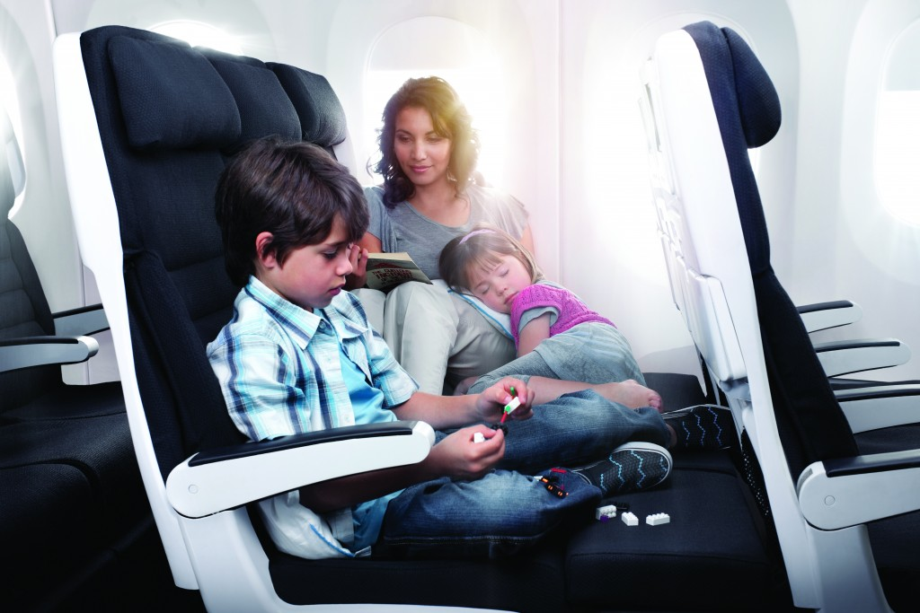 Skycouch Air Zealand Epic
