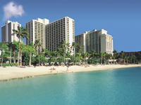 Waikiki Beach Marriot Resort & Spa