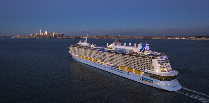 Cruising with the New Quantum Class from Royal Caribbean