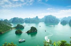 Vietnam UNESCO Halong Bay