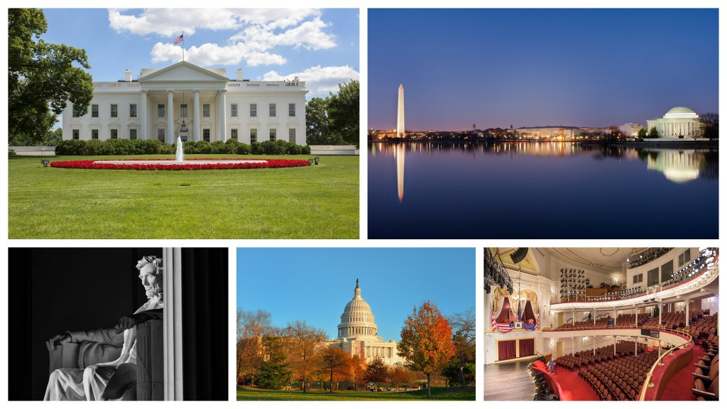 Washington-DC-Collage