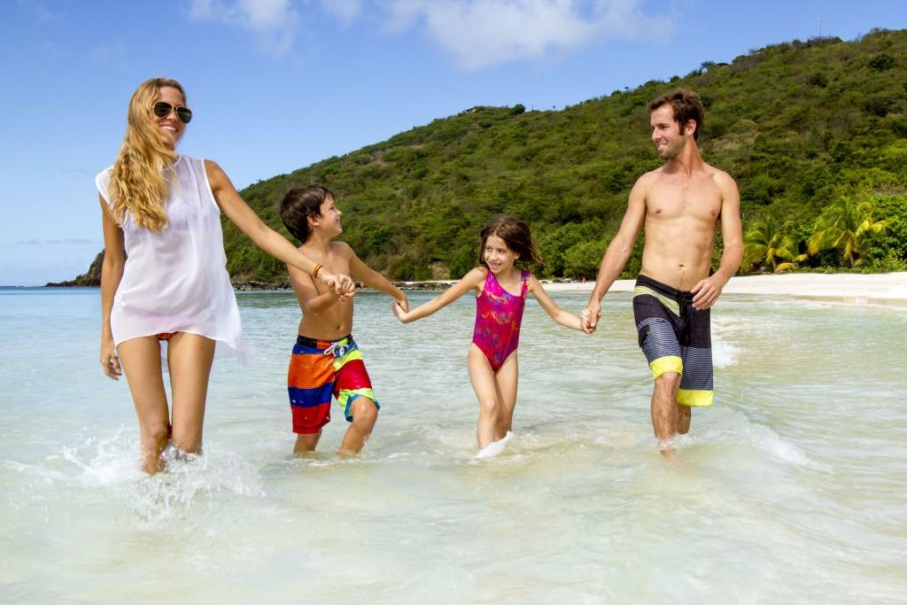 Beach - Family - Culebra Beach - Culebra