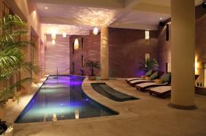 Hyatt Ziva Los Cabos spa