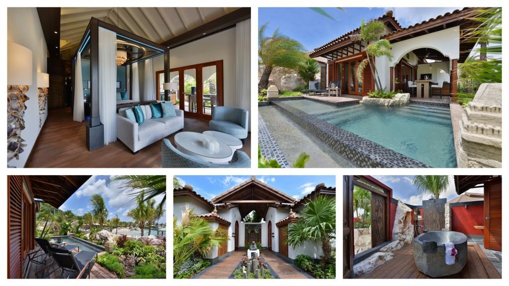 Baoase Luxury Resort villas