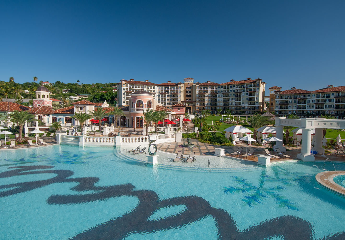 Romance Reigns At Sandals® Grande Antigua Resort & Spa