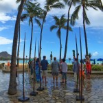 Outrigger Waikiki Beach Vow Renewal