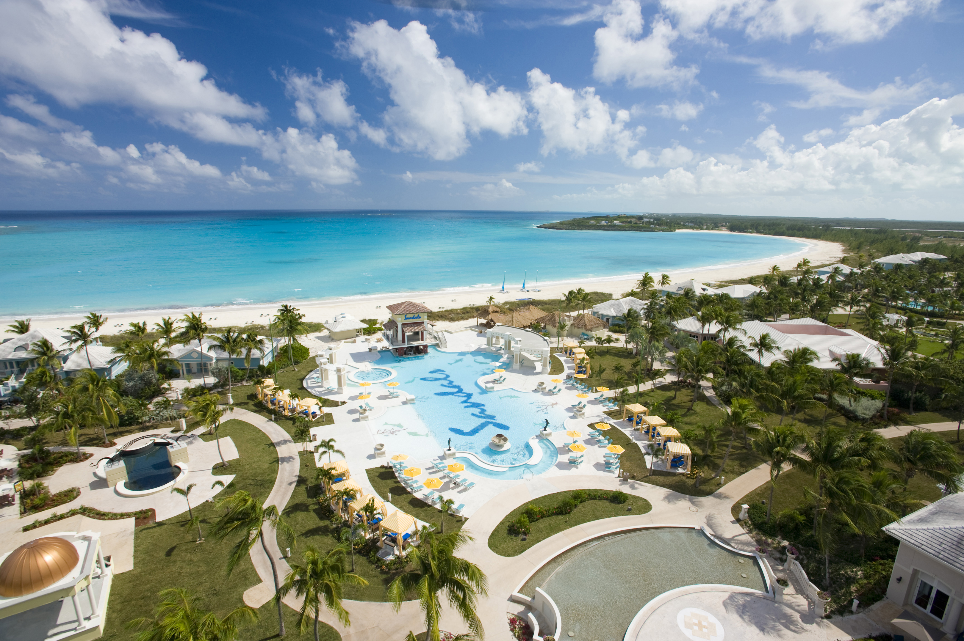 Discover The Beauty Of The Bahamas With Sandals Island
