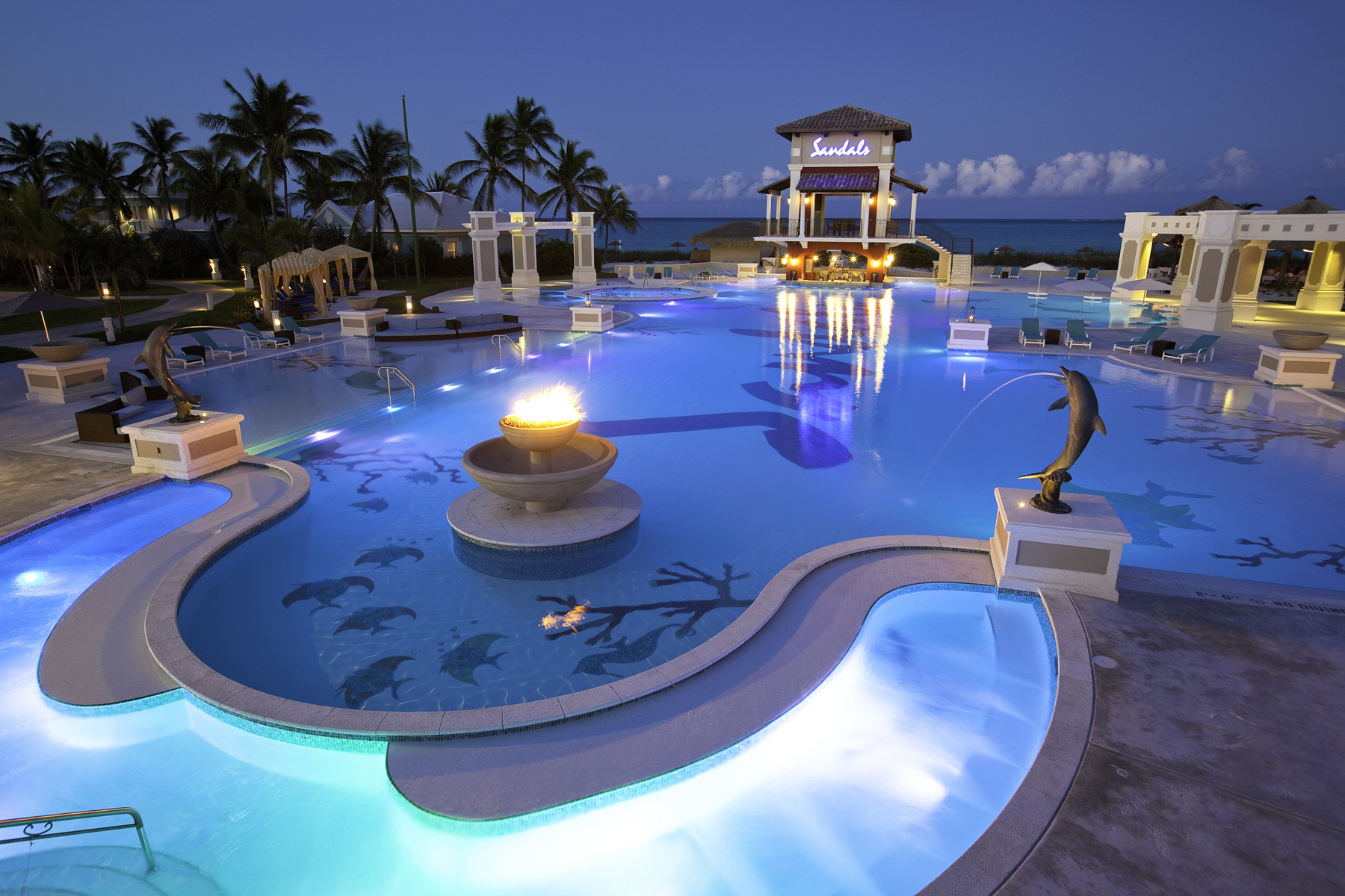 Discover The Beauty Of The Bahamas With Sandals Island Hopping Program