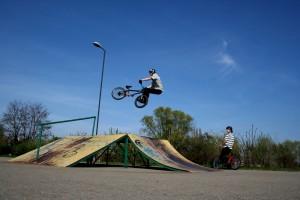 Woodward Riviera Maya BMX