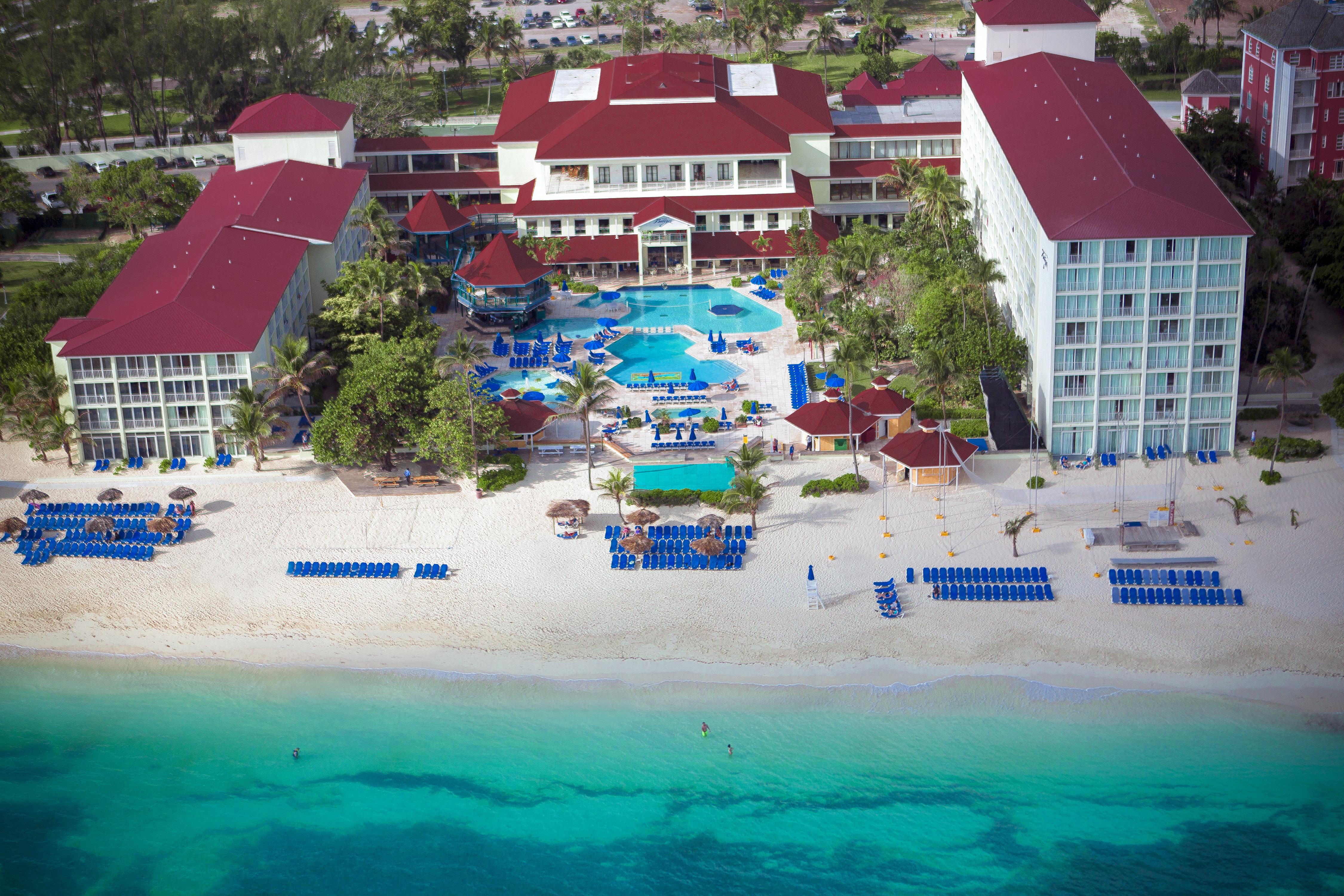 Super Getaways at Breezes Bahamas