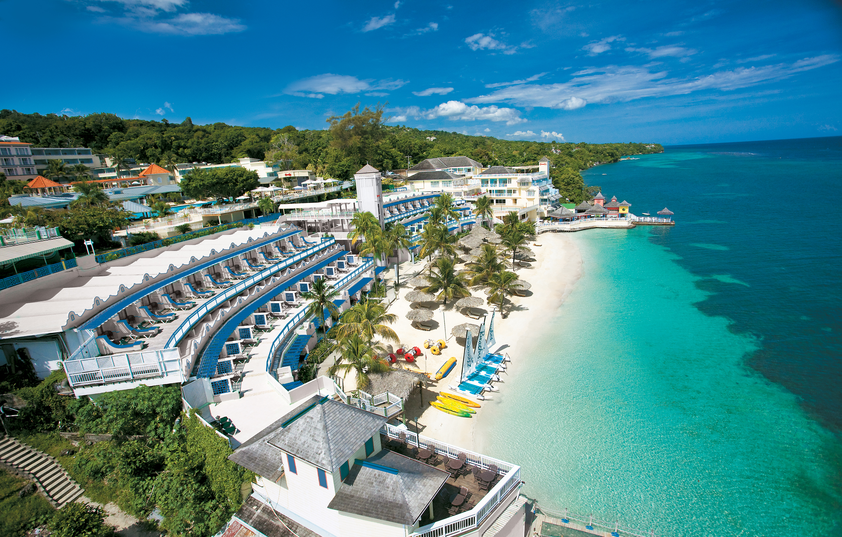 Beaches Ocho Rios – A Spa, Golf & Waterpark Resort – The Vacation Made for Family-Sized Travel