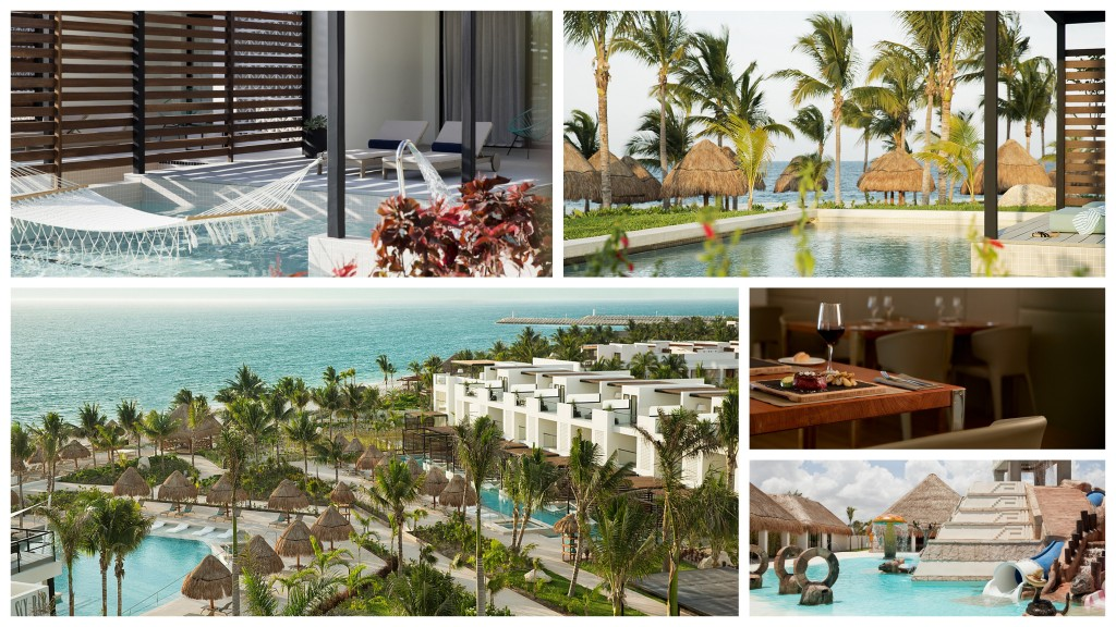 Finest Playa Mujeres by Excellence Group collage