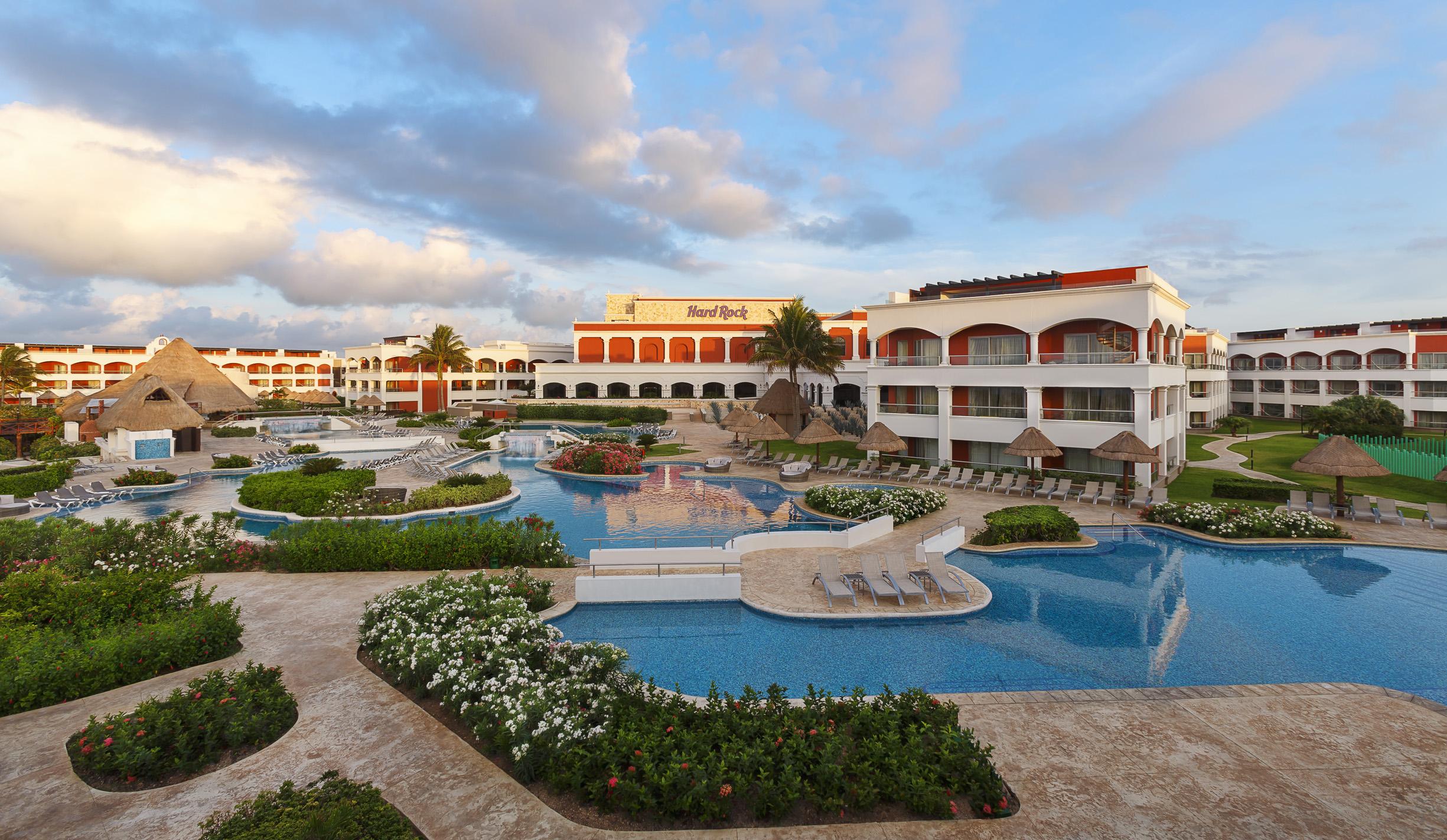 Go the Extreme at Hard Rock Hotel Riviera Maya!