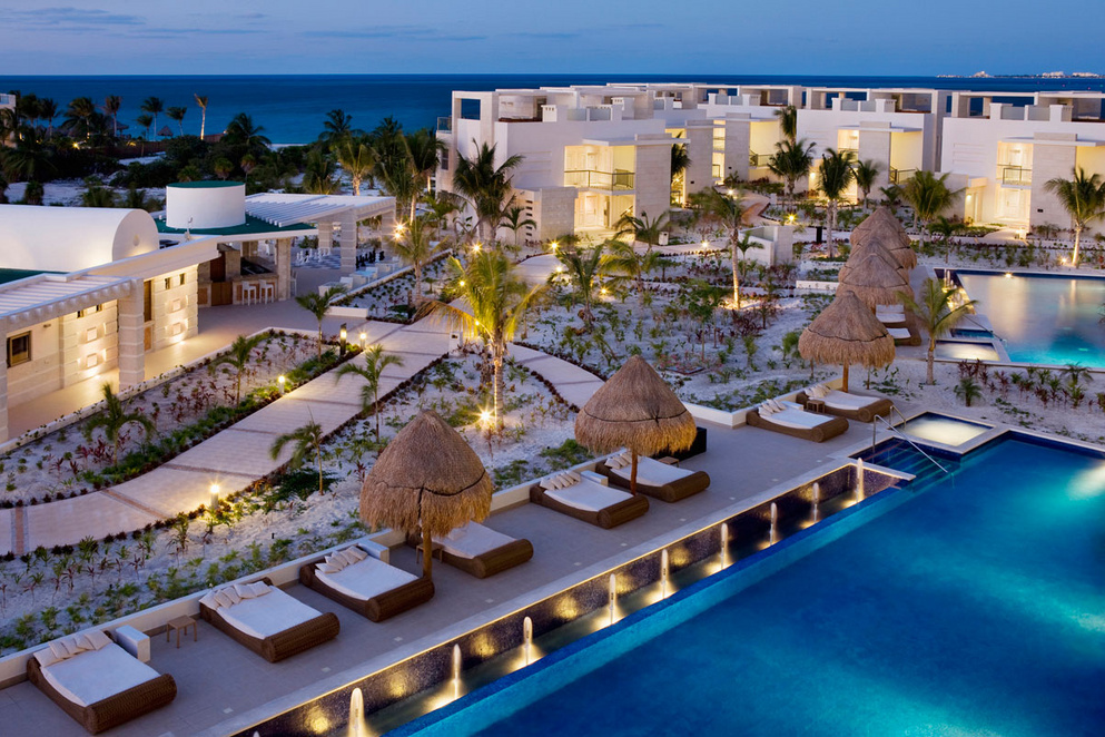 The Beloved Hotel Playa Mujeres overview