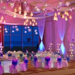 IBEROSTAR Cancun wedding reception set-up