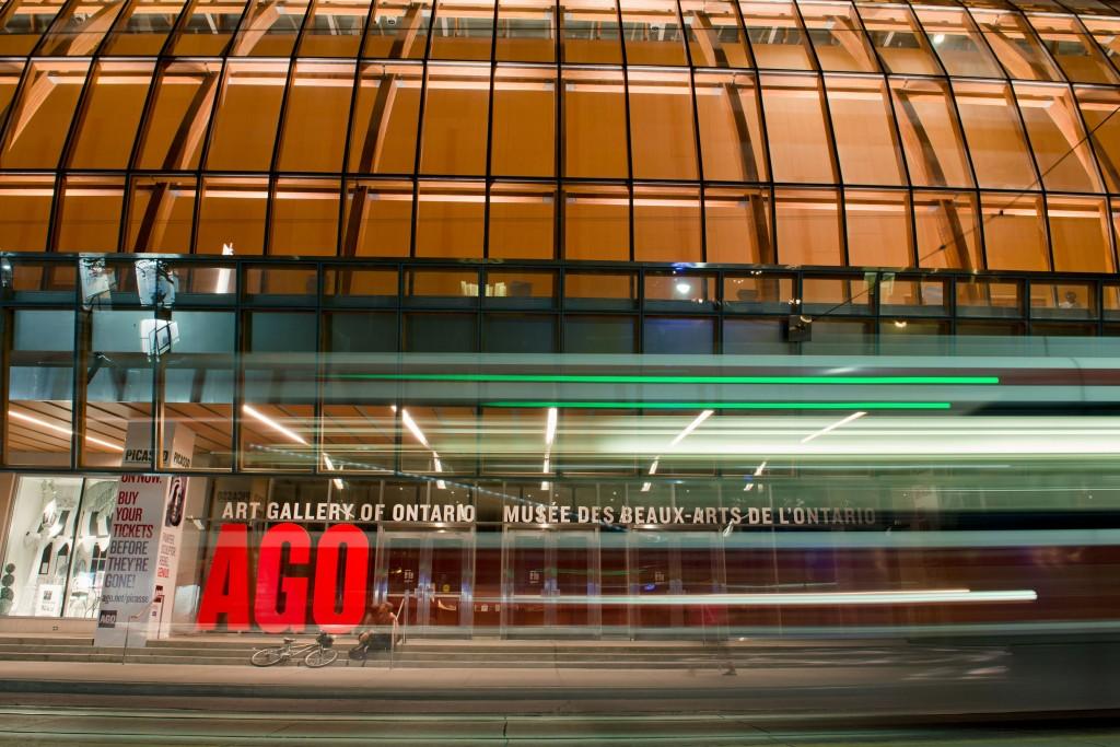AGO, Art Gallery of Ontario